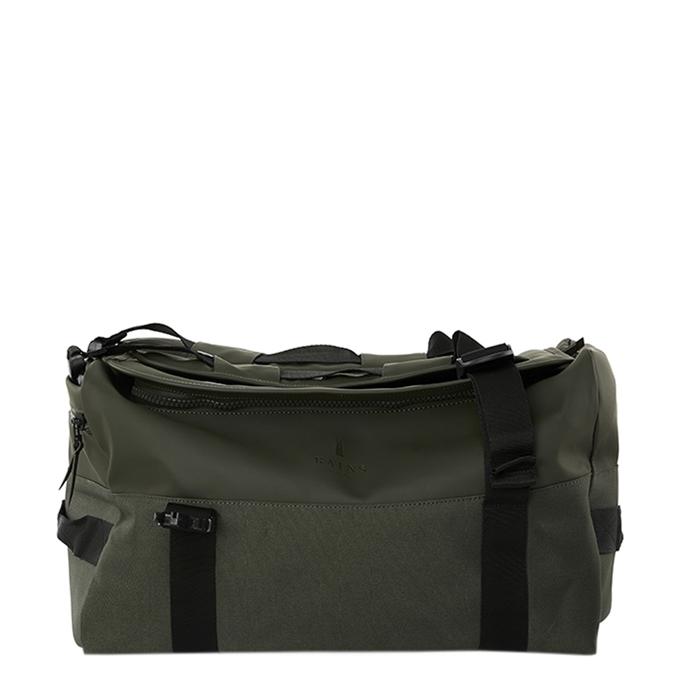 Rains Original Duffel Backpack green - 1