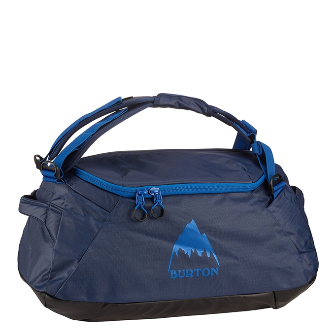 Burton Multipath Duffle 40L dress blue coated - 1