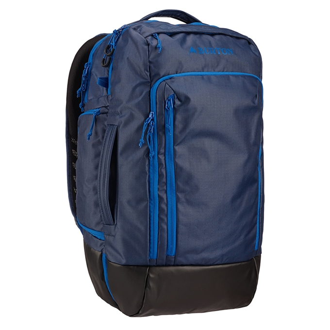 Burton Multipath Travel Pack Rugzak dress blue coated - 1