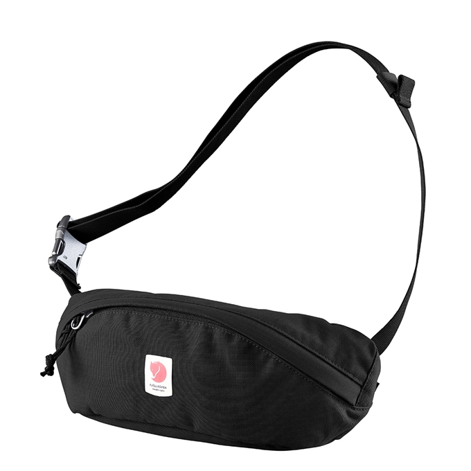 Fjallraven Ulvo Hip Pack Medium black - 1