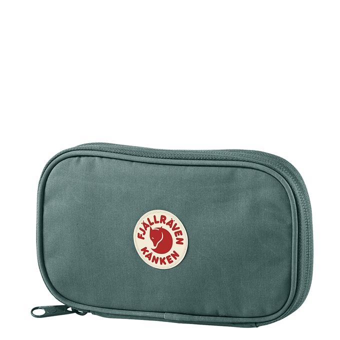 Fjallraven Kanken Travel Wallet frost green - 1
