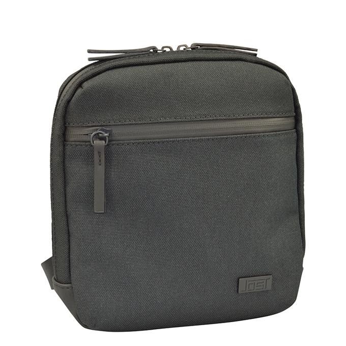 Jost Helsinki Shoulder Bag XS black
