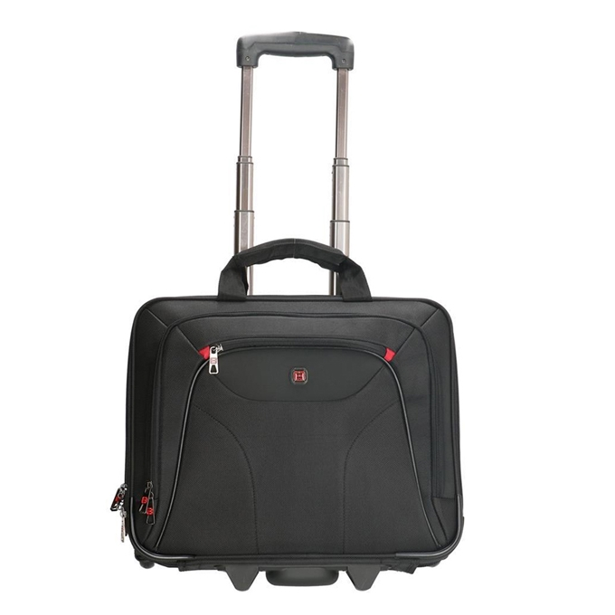Enrico Benetti Cornell Laptoptas Business Tas black - 1