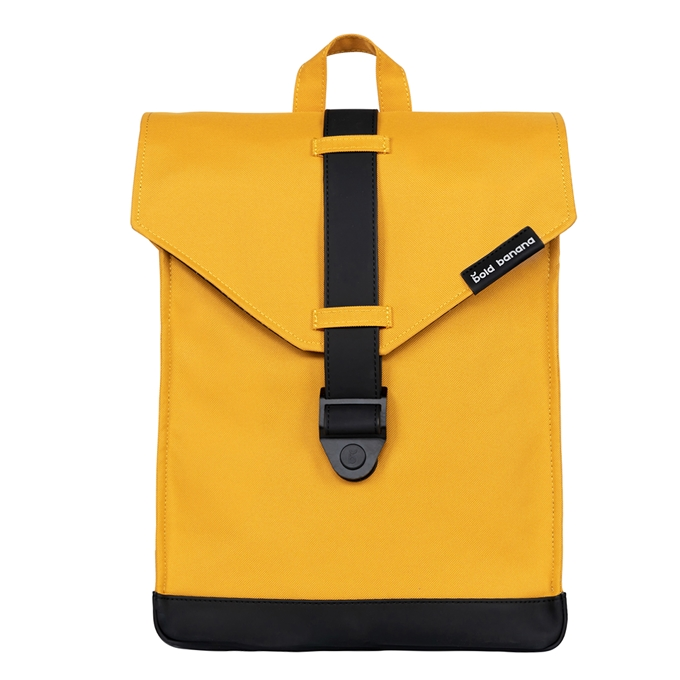 Bold Banana Original Backpack yellow raven - 1