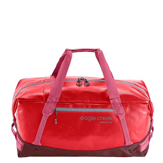 Eagle Creek Migrate Duffel 90L coral sunset - 2