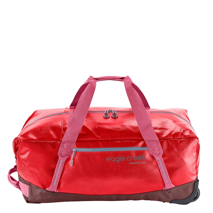 Eagle Creek Migrate Wheeled Duffel 130L coral sunset - 1