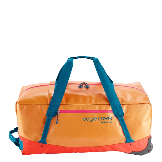 Eagle Creek Migrate Wheeled Duffel 130L sahara yellow - 1