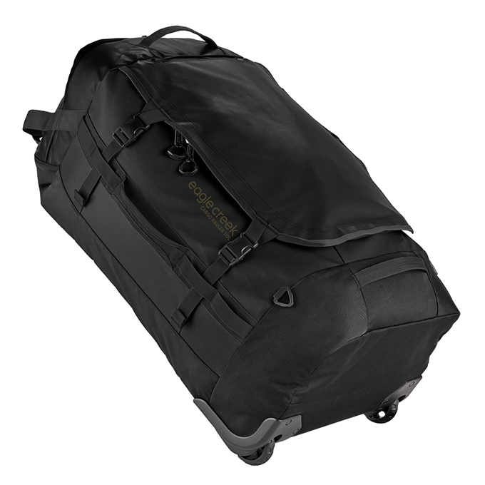 Eagle Creek Cargo Hauler Wheeled Duffel 110L jet black - 1