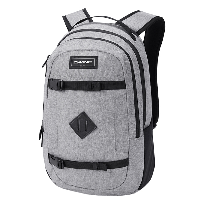 Dakine Urbn Mission Pack 18L greyscale - 1