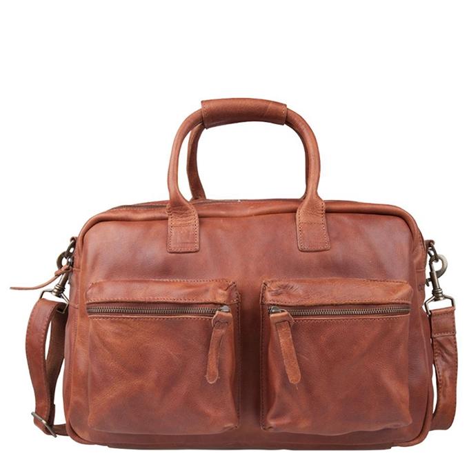 Cowboysbag The Bag Schoudertas cognac - 1