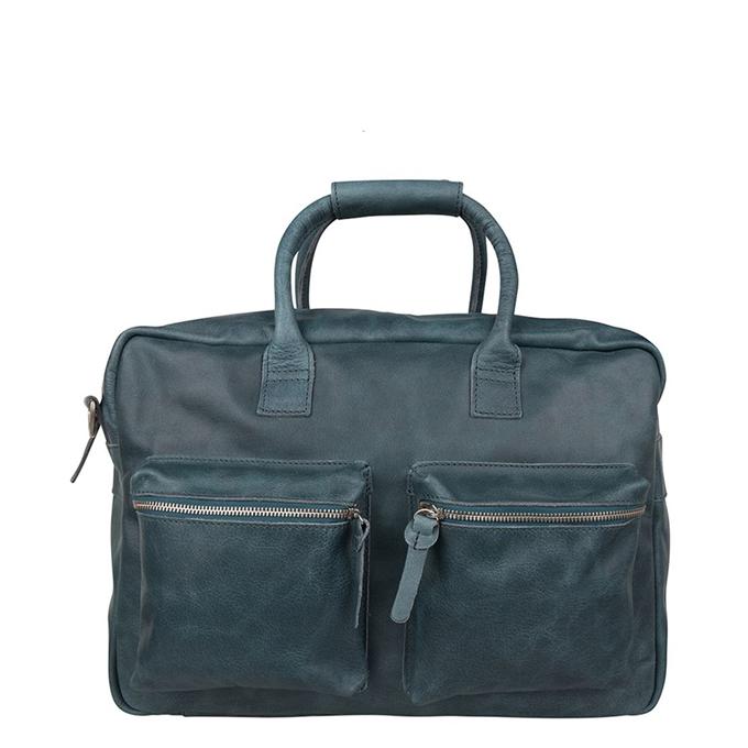Cowboysbag The Bag Schoudertas petrol - 1