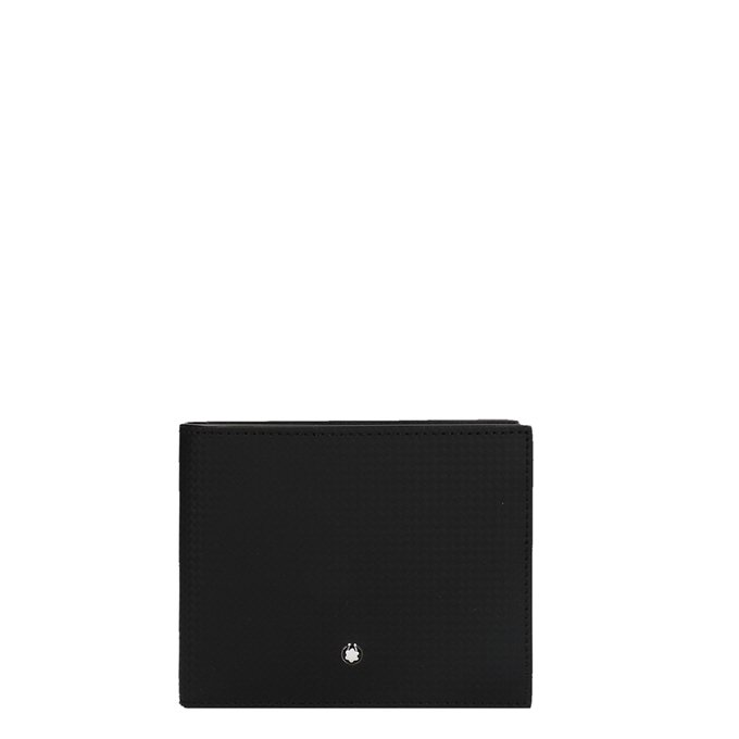 Montblanc Extreme 2.0 Wallet 4cc with Coin Case black - 1