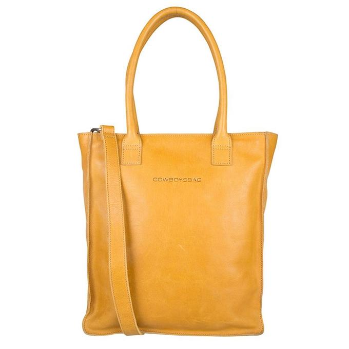 "Cowboysbag Woodridge Laptoptas 13"" amber - 1"