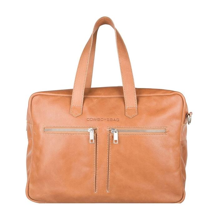 """Cowboysbag Back to School Kyle Bag 15"""" camel - 1"""