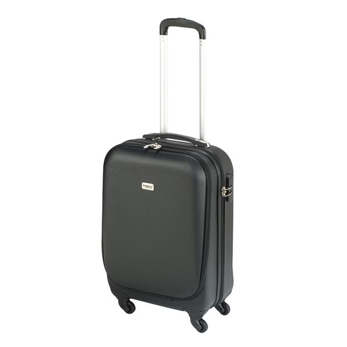Princess Traveller Sydney Cabin Laptop Trolley black - 1
