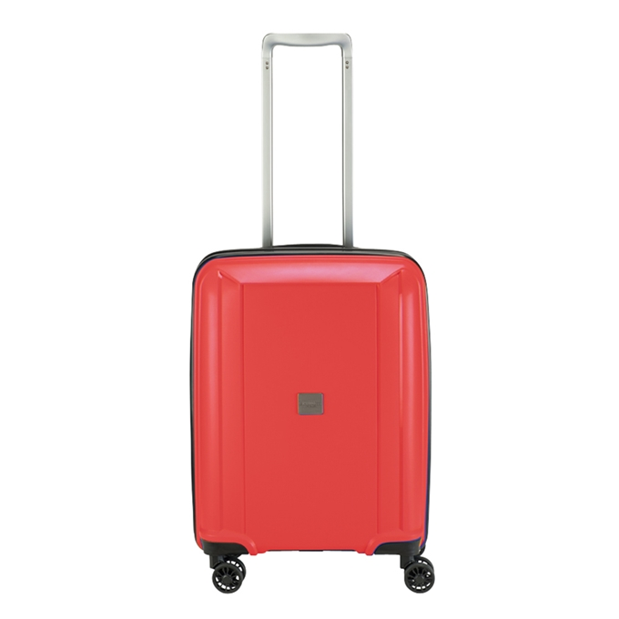 Princess Traveller Havana PP Cabin Trolley red
