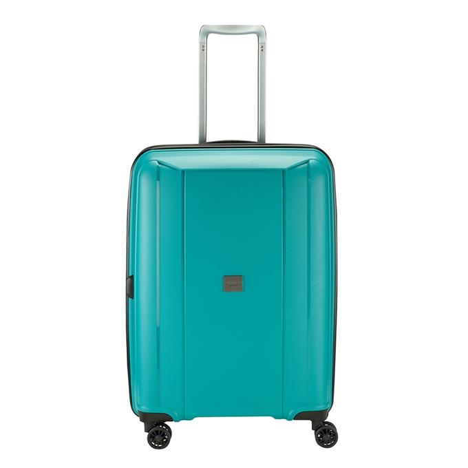 Princess Traveller Havana 4 Wiel Trolley M green - 1