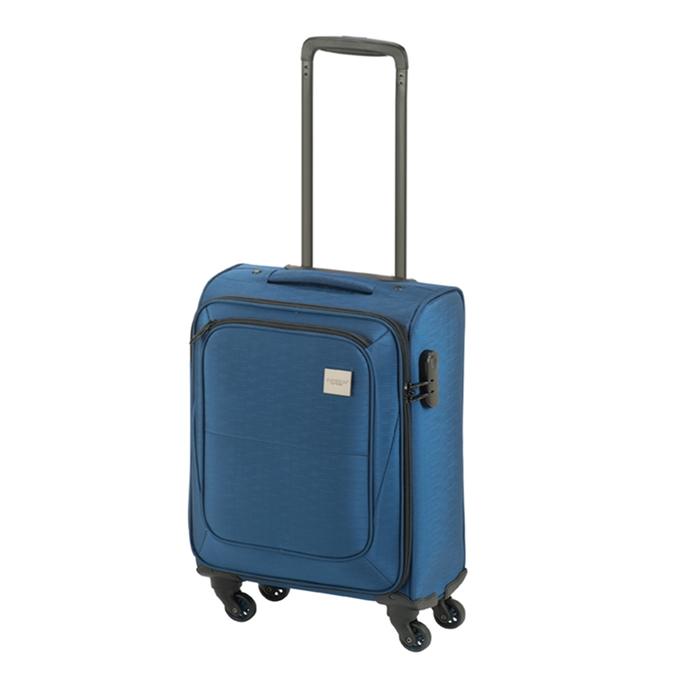Princess Traveller Colombo 4 Wiel Cabin Trolley S blue