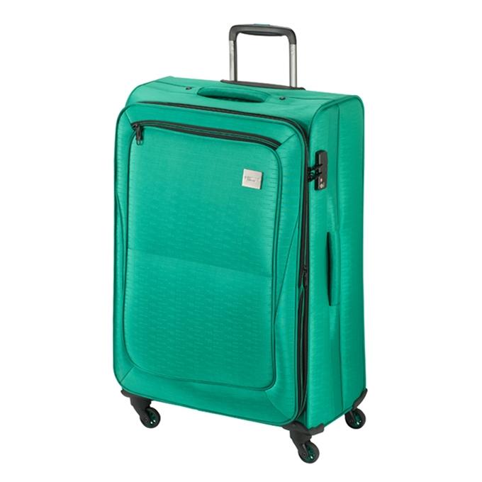 Princess Traveller Colombo 4 Wiel Trolley L green - 1