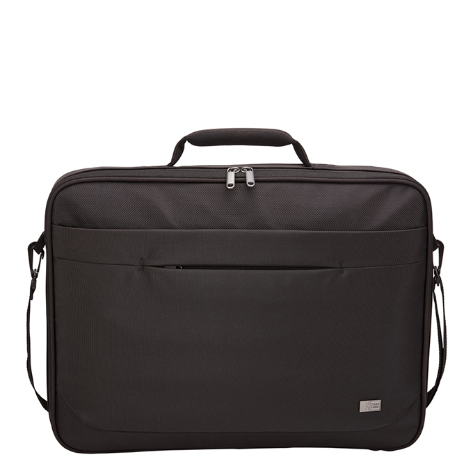 "Case Logic Advantage Laptop Clamshell Bag 17,3"" black - 1"