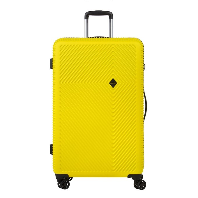 CarryOn Connect 4 Wiel Trolley 77 yellow