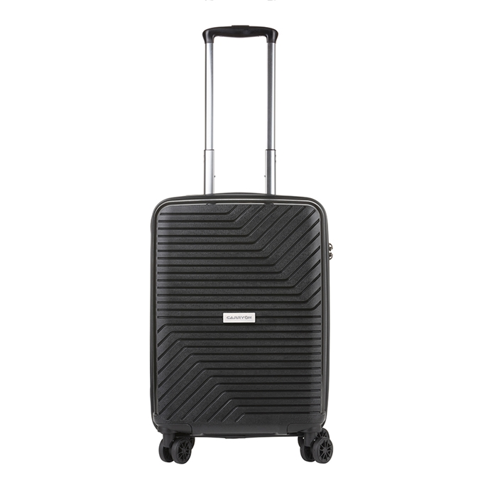 CarryOn Transport 4 Wiel Trolley 55 black - 1