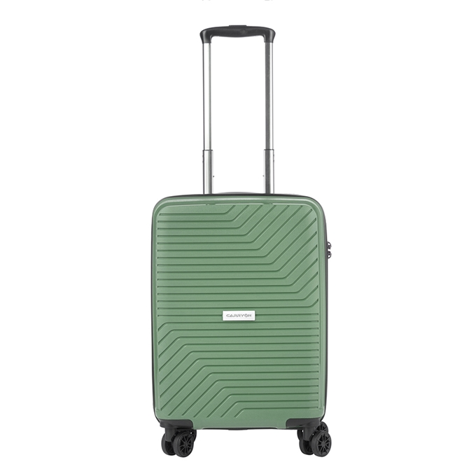 CarryOn Transport 4 Wiel Trolley 55 olive - 1