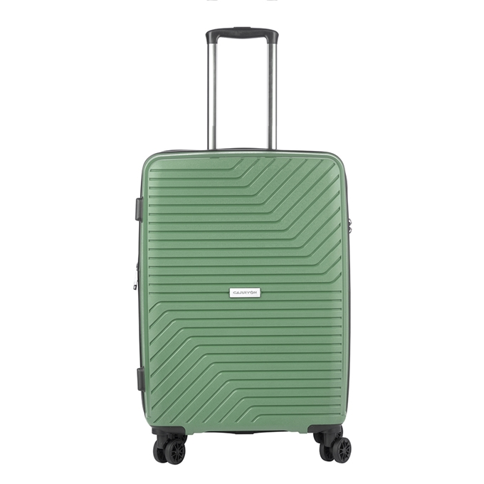 CarryOn Transport 4 Wiel Trolley 67 Expandable olive - 1