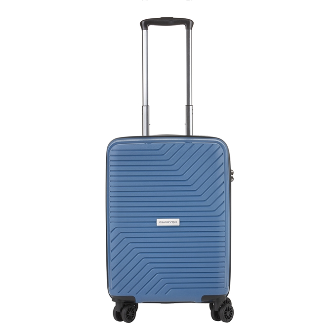 CarryOn Transport 4 Wiel Trolley 55 blue - 1