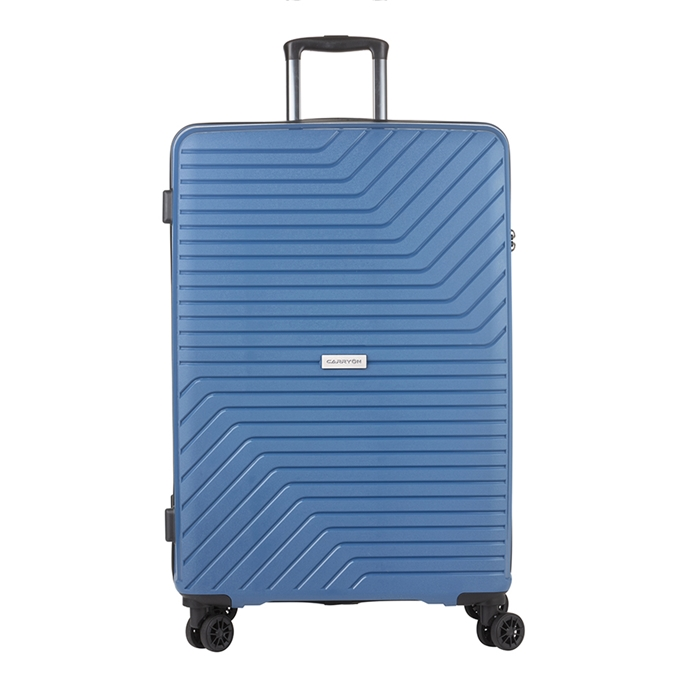 CarryOn Transport 4 Wiel Trolley 78 blue - 1