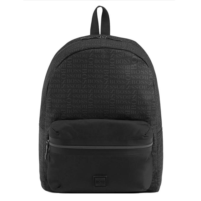 Hugo Boss Lighter Backpack black