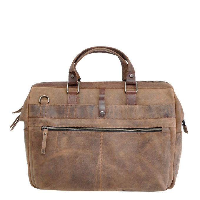 Berba Barbarossa Businessbag coffee - 1
