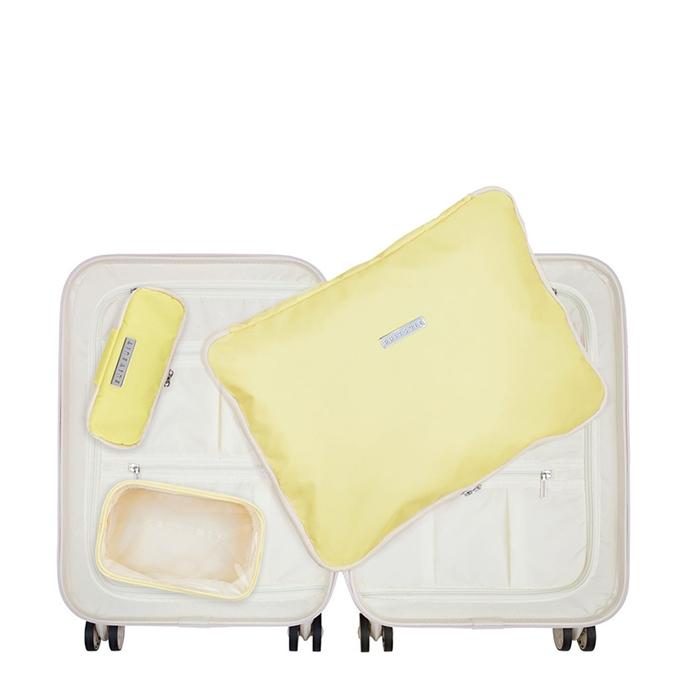 SUITSUIT Fabulous Fifties Packing Cube Set 55 cm mango cream - 1