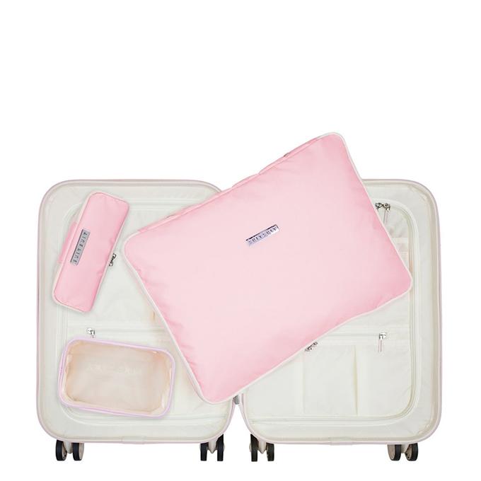 SUITSUIT Fabulous Fifties Packing Cube Set 55 cm pink dust - 1