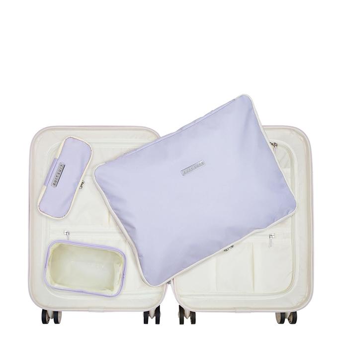 SUITSUIT Fabulous Fifties Packing Cube Set 55 cm paisley purple - 1
