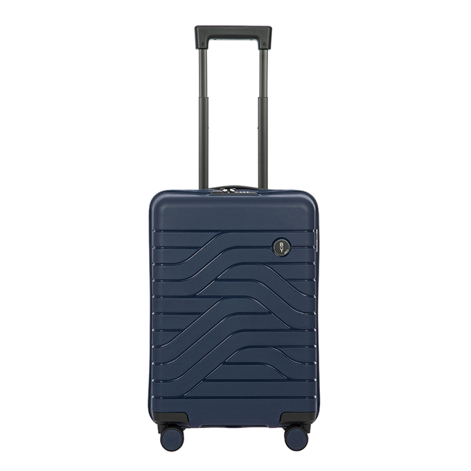 Bric's Ulisse Trolley 55 USB ocean blue - 1