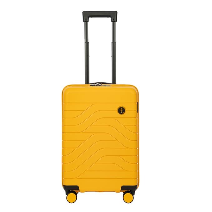 Bric's Ulisse Trolley 55 USB mango - 1