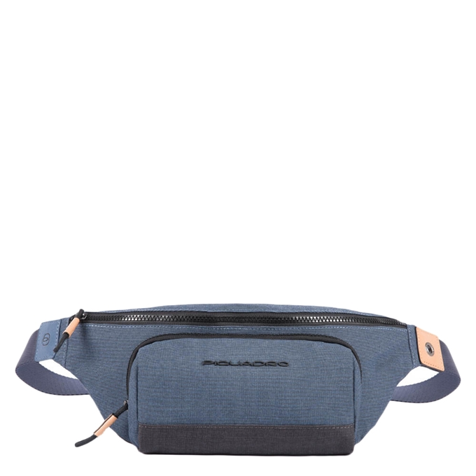 Piquadro Blade Bum Bag r.a.f. blue