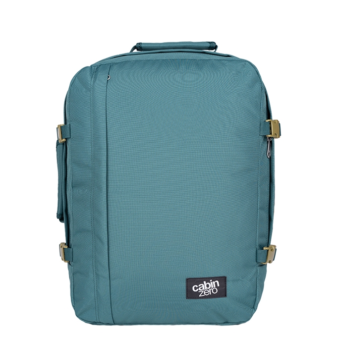 CabinZero Classic 44L Ultra Light Cabin Bag mallard green - 1