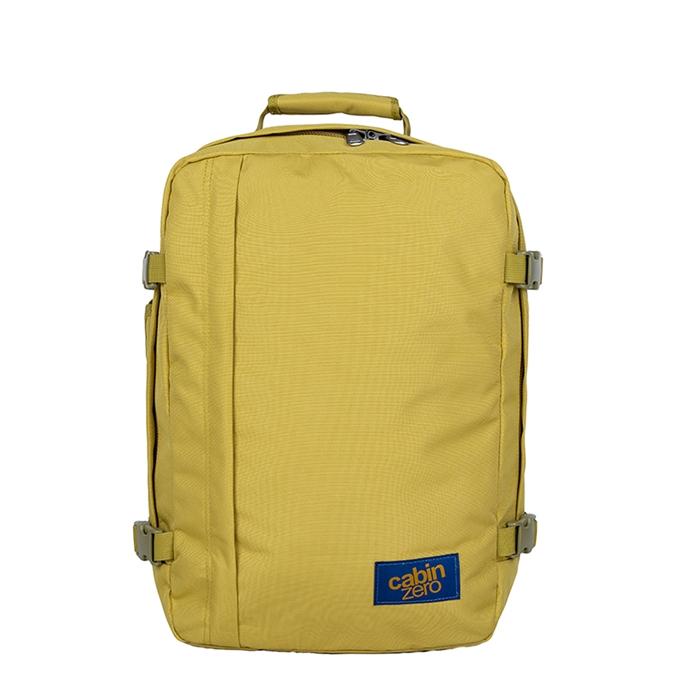 CabinZero Classic 36L Ultra Light Cabin Bag angkor moss - 1