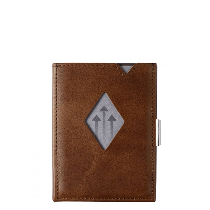 Exentri Leather Multi Wallet hazelnut - 1