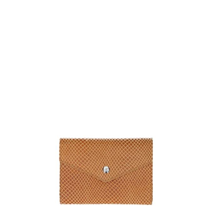 LouLou Essentiels Queen Wallet XS oker - 1
