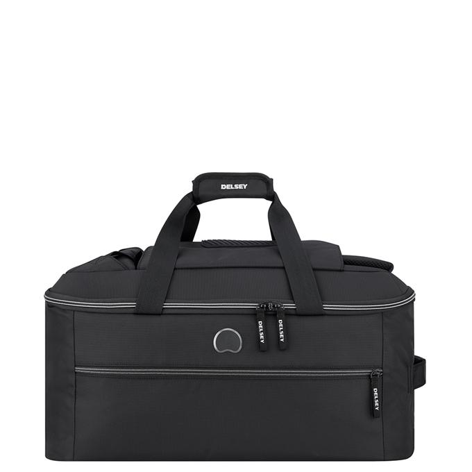Delsey Tramontane Cabin Duffle Backpack 55 black