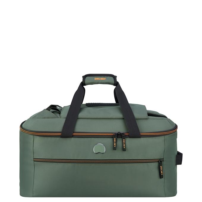 Delsey Tramontane Cabin Duffle Backpack 55 khaki