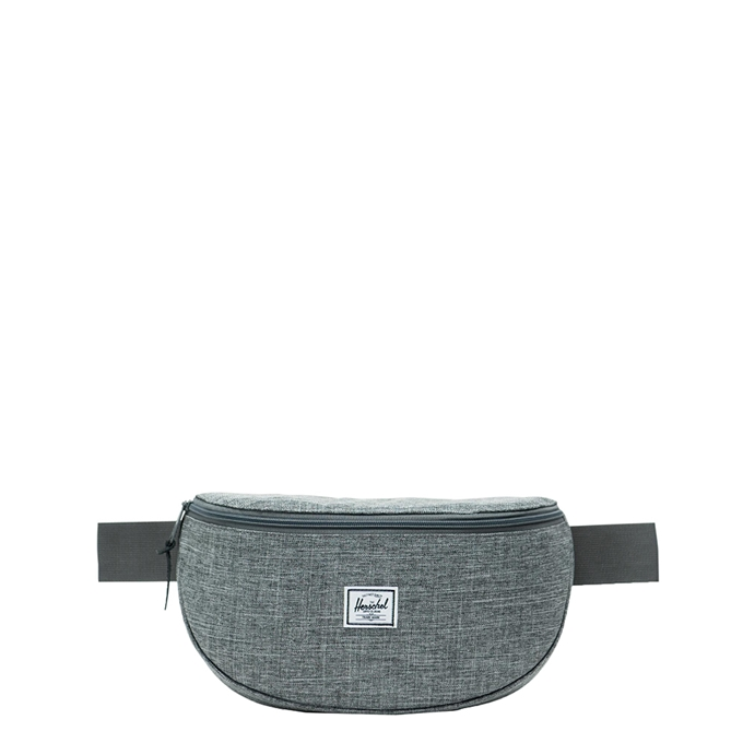 Herschel Supply Co. Sixteen Heuptas raven crosshatch - 1
