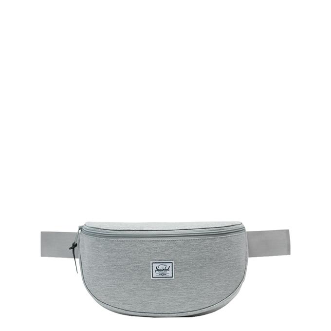 Herschel Supply Co. Sixteen Heuptas light grey crosshatch - 1
