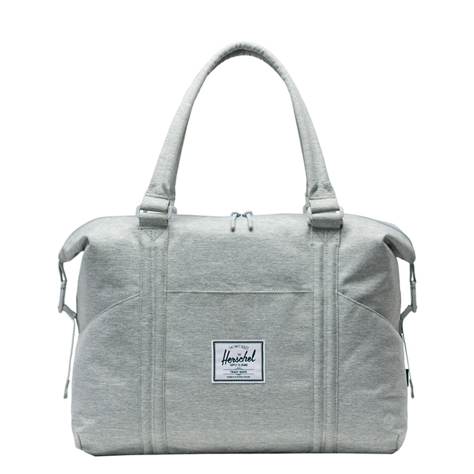 Herschel Supply Co. Strand Sprout Luiertas light grey crosshatch - 1