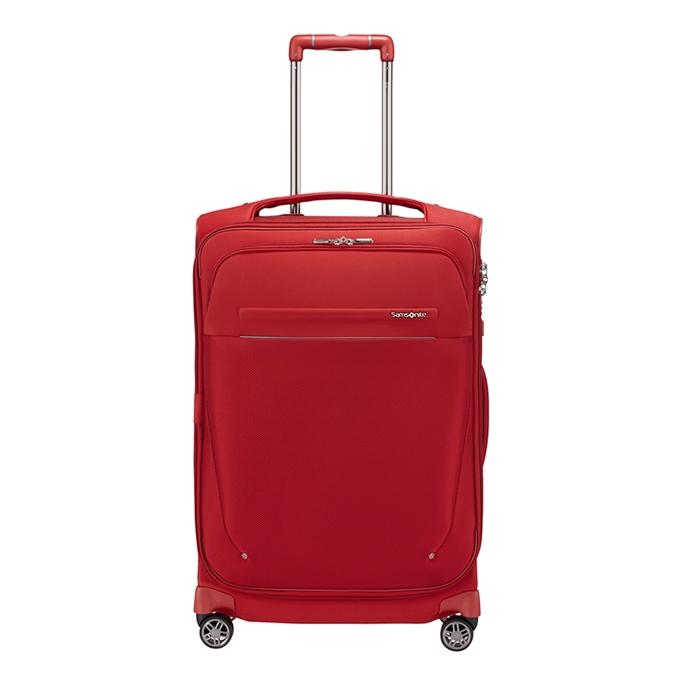 Samsonite B-Lite Icon Spinner 63 Expandable red