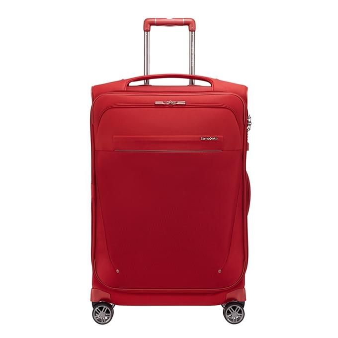 Samsonite B-Lite Icon Spinner 71 Expandable red - 1