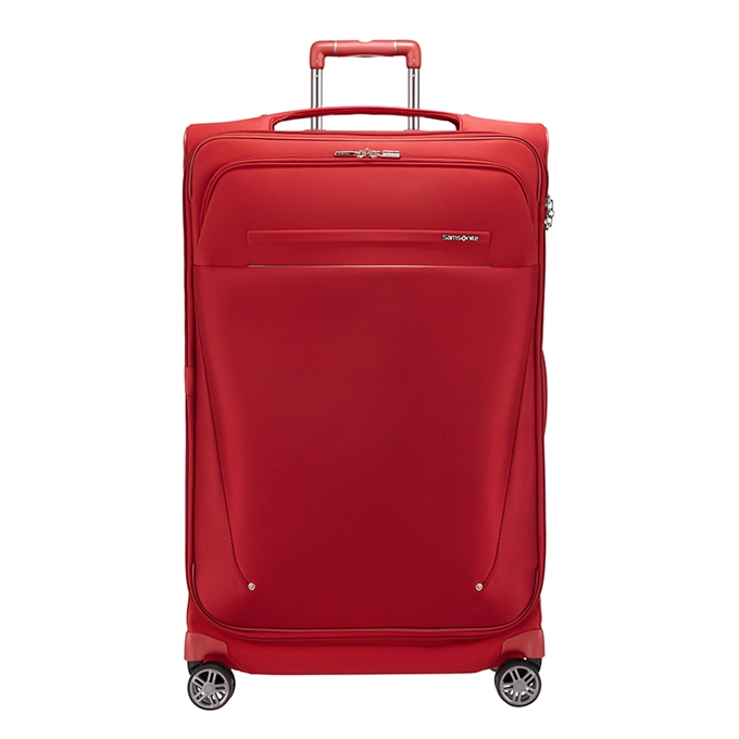 Samsonite B-Lite Icon Spinner 78 Expandable red - 1